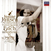 Play & Download Bach: Inventions & Partita by Janine Jansen | Napster