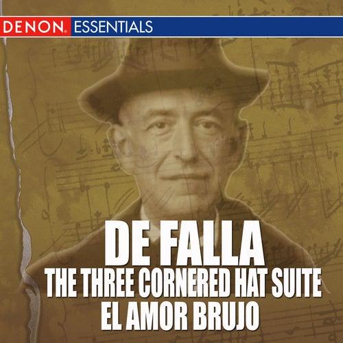 De Falla - The Three-Cornered Hat Suite - El Amor Brujo by Vienna Symphonic Orchestra