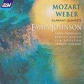 Mozart / Weber: Clarinet Quintets by Emma Johnson