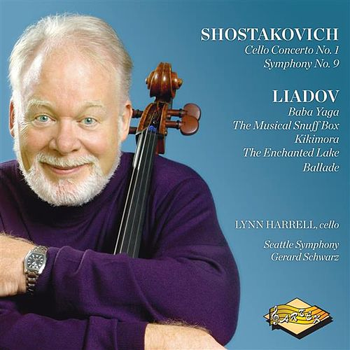 Play & Download Shostakovich: Cello Concerto No. 1 - Symphony No. 9 - Liadov: Baba Yaga - A Musical Snuffbox - The Enchanted Lake by Various Artists | Napster