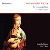 Play & Download Les Fantaisies de Josquin by Marc Lewon | Napster