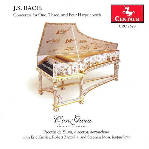 Play & Download Bach, J.S.: Harpsichord Concertos, Bwv 1052, 1055, 1063, 1065 by Preethi de Silva | Napster