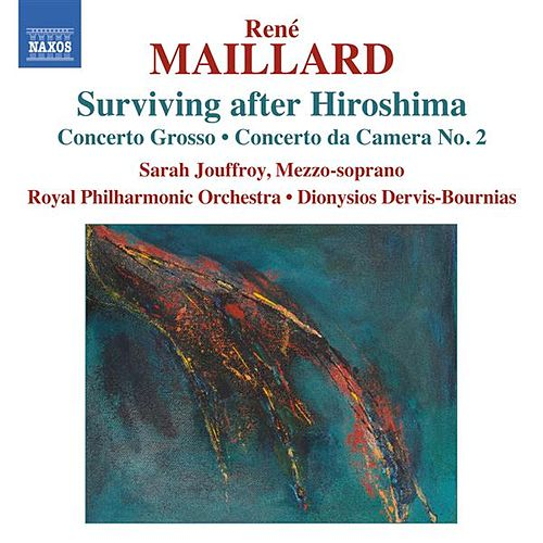 Play & Download Maillard: Surviving after Hiroshima by Various Artists | Napster