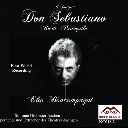 Gaetano Donizetti : Don Sebastiano Re di Portogallo, Grand Opera in 5 atti by Elio Boncompagni