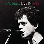 Play & Download Live In Italy by Lou Reed | Napster