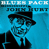 Play & Download Blues Pack - Mississippi John Hurt - EP by Mississippi John Hurt | Napster