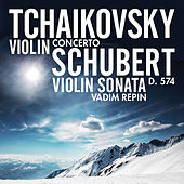 Play & Download Tchaikovsky: Violin Concerto - Schubert: Violin Sonata, D. 574 by Vadim Repin | Napster