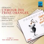 Prokofiev: L'Amour des trois oranges by Consuelo Caroli