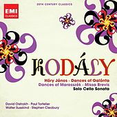 Play & Download 20th Century Classics: Kodaly by Various Artists | Napster