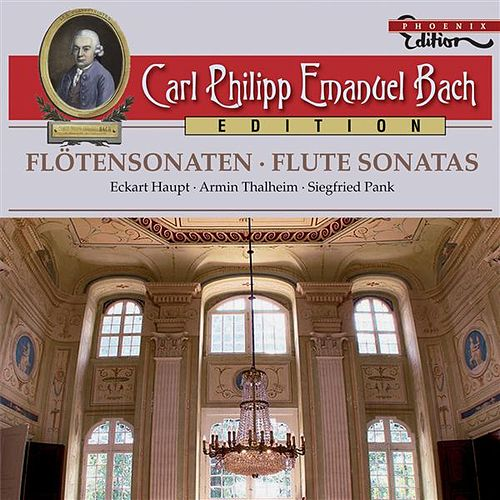 Play & Download C.P.E. Bach: Flute Sonatas by Eckart Haupt | Napster