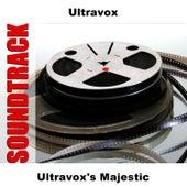 Ultravox's Majestic van Ultravox