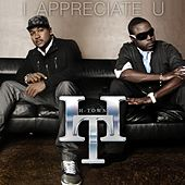 I Appreciate U - Single by H-Town
