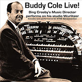 Buddy Cole Live 1962 by Buddy Cole