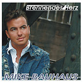 Brennendes Herz by Mike Bauhaus
