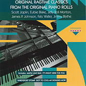 Original Ragtime Classics From The Original Piano Rolls von Various Artists