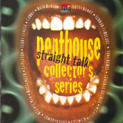 Penthouse Collector's Series  Straight Talk Vol. 1 by Various Artists