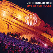 Live At Red Rocks by The John Butler Trio