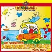 Die schönsten Kinderreiselieder für's Auto by Knallfrösche