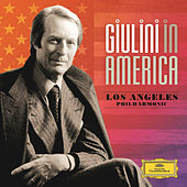 Play & Download Giulini in America by Los Angeles Philharmonic | Napster