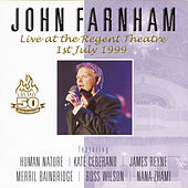 John Farnham Live At The Regent Theatre by Various Artists