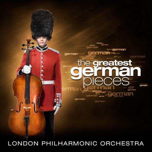 The Greatest German Pieces by Various Artists