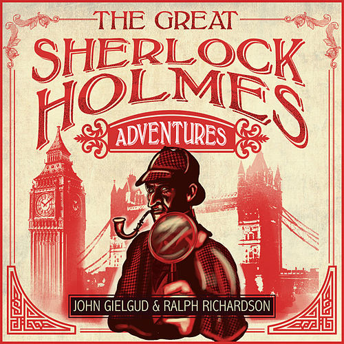The Great Sherlock Holmes Adventures by Various Artists