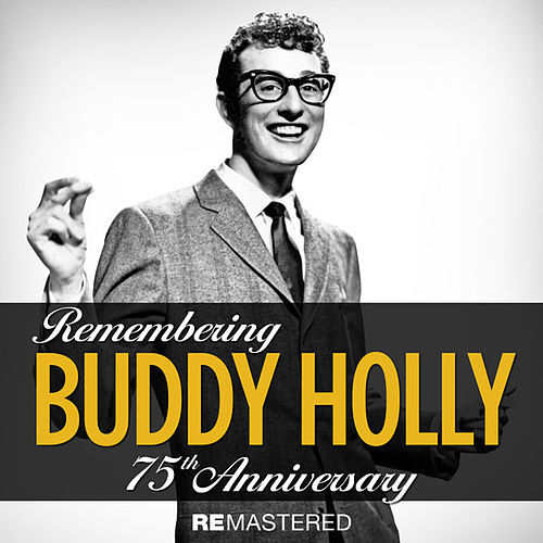 Remembering - 75th Anniversary - EP by Buddy Holly