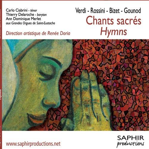 Play & Download Chants  sacrés Hymns by Ann Dominique Merlet | Napster