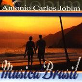Música do Brasil. Antonio Carlos Jobim by Antônio Carlos Jobim (Tom Jobim)