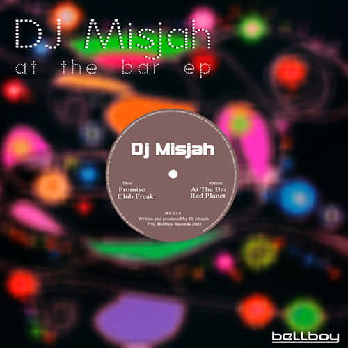 Play & Download At The Bar EP by DJ Misjah | Napster