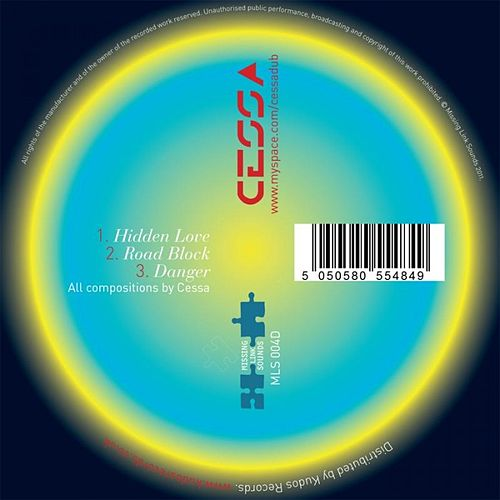 Play & Download Hidden Love by Cessa | Napster