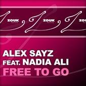 Free To Go by Alex Sayz