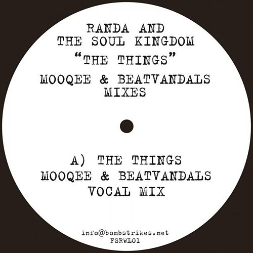 The Things (Mooqee & Beatvandals mixes) by Randa