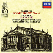 Play & Download Mahler: Symphony No.4 / Franck: Psyché by Various Artists | Napster