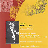 Orchestral Suites by Loris Tjeknavorian