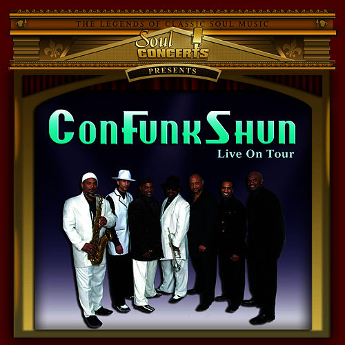 Play & Download Live On Tour by ConFunkShun | Napster