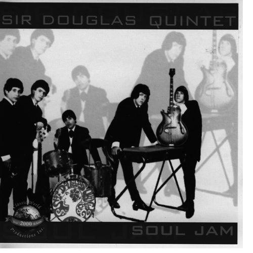 Soul Jam von Sir Douglas Quintet