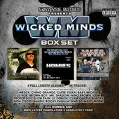 Wicked Minds Box Set by Wicked Minds