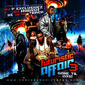Futuristic Affair 3 by Roscoe Dash
