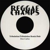 Tribulation, Disco 45 by Don Carlos