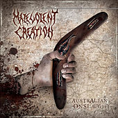 Play & Download Australian Onslaught by Malevolent Creation | Napster
