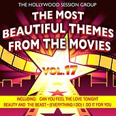 The Most Beautiful Themes From The Movies Vol. 17 by The Hollywood Session Group