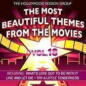 The Most Beautiful Themes From The Movies Vol. 18 by The Hollywood Session Group