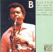 Play & Download Braxton: Duets, Hamburg 1991 by Anthony Braxton | Napster
