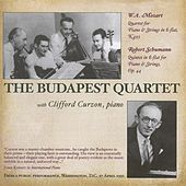 Mozart, W.A.: Piano Quartets Nos. 1 and 2 / Schumann, R.: Piano Quintet (Curzon, Arrau, Budapest Quartet) (1943, 1951) by Various Artists