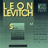 Levitch: Viola Sonata / Sonata for Solo Violin / Ricordo Di Mario / Violin Sonata by Various Artists