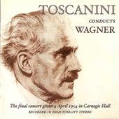 Wagner, R.: Lohengrin / Siegfried Idyll / Gotterdammerung / Tannhauser / Die Meistersinger Von Nurnberg by Arturo Toscanini