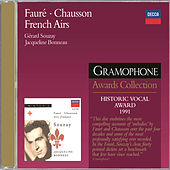 Play & Download Fauré/Chausson: French Airs by Gérard Souzay | Napster