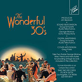 Play & Download The Wonderful 30s by Various Artists | Napster