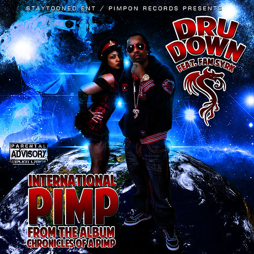 International Pimp - Single by Dru Down